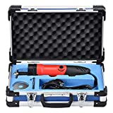 Scie à plâtre électrique, coupeur de fonte de plâtre de bandage de vitesse réglable, outil de coupe de...