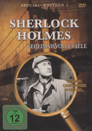 Sherlock Holmes : Der Fall des Texas Showgirls - Der streitsüchtige Geist - Die schüchterne Ballerina [Special Edition]