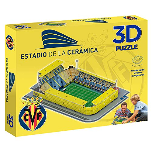 Eleven Force Puzzle 3D Estadio de la Cerámica (13392