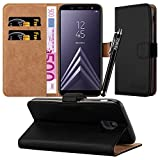 iCatchy For Samsung Galaxy A6 Phone Case, Leather Wallet