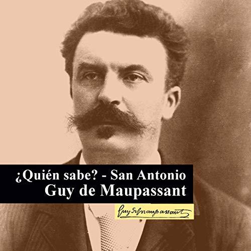 ¿Quién sabe? - San Antonio [Who Knows? San Antonio] cover art