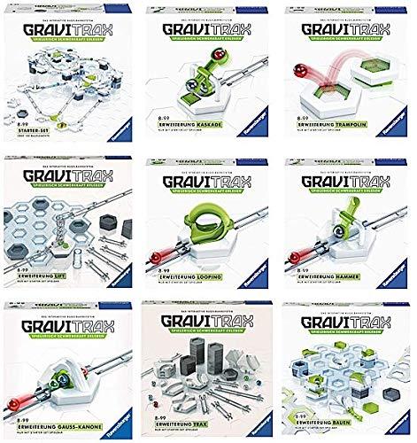 Gravitrax Starter Set Plus 8 Erweiterungen
