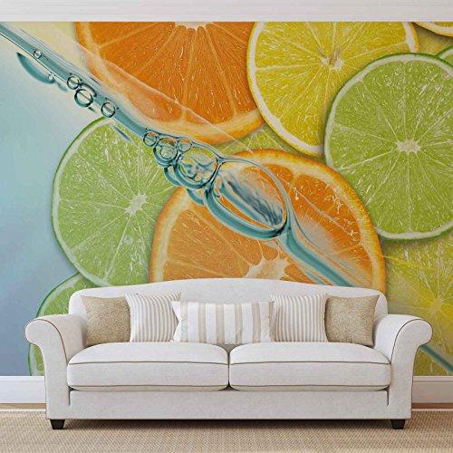 Eten drinken fotobehang wandafbeelding afbeelding behang (110FW)