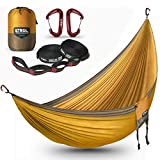Best Camping Hammocks - ETROL Hammock,Camping Lightweight Parachute Portable Hammocks |2 people|300x200m|500LB Review