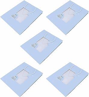 Shopping Bags, Portable Cartoon Patterns Durable Gift Bag for Retail Shopping for Gift Packaging(B&B Xiaoyu)