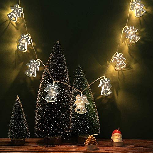 JALAL Luces de Cortina de Cadena de Hadas LED de Navidad árbol Exterior jardín Bombillas LED lámpara hogar Navidad decoración al Aire Libre