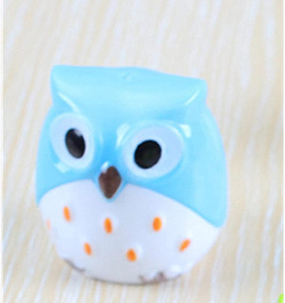 HJPOQZ Cute Things Pencil Sharpener Animal Shap Owl Max Max 44% OFF 87% OFF Double Holes