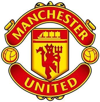 Fc Manchester United Soccer Us Sticker Graphic - Made to Last - Premium Quality Vinyl Sticker