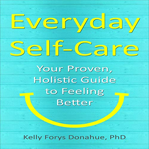Everyday Self-Care audiobook cover art