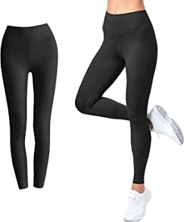 ZYUPHY Leggins Deportivos Mujer Yoga Pantalones Elasticidad Cintura Alta Mallas Mujer Transpirables Leggins Pantalon, para...