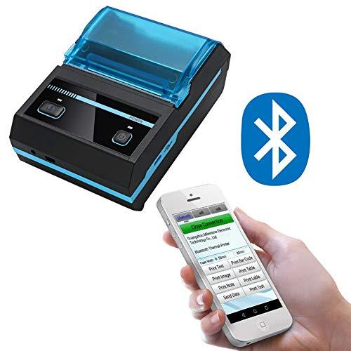 GDS Thermo-Barcode, beweglicher Hand Bluetooth Aufkleber Supermarkt Commodity Preisschild Drucker