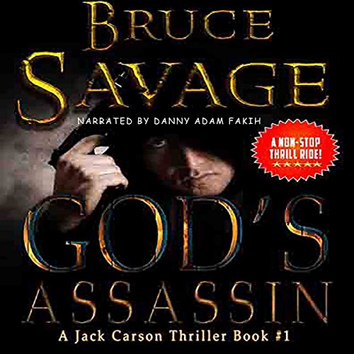 God's Assassin audiobook cover art