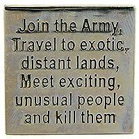 "U.S. ARMY, I HEART MY SOLDIER - Original Artwork, Expertly Designed PIN - 1"""
