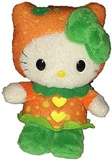 Orange Fruit Hello Kitty Plush