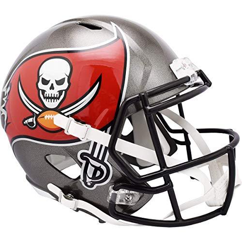 NFL Tampa bay Buccaneers Speed Replica Casco da Calcio
