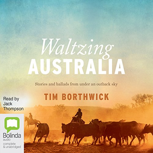Waltzing Australia  By  cover art