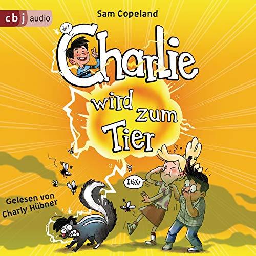 Charlie wird zum Tier  By  cover art