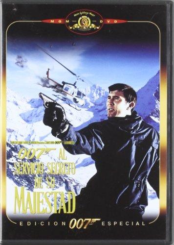 Al Servicio Secreto De Su Majestad [DVD]