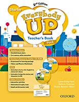 Everybody Up: Starter Level: Teacher's Book Pack with DVD, Online Practice and Teacher's Resource Center CD-ROM: Linking your classroom to the wider world