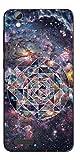 Disagu SF-108098_1153 Design Folie für Phicomm Energy L - Motiv Space Geometric