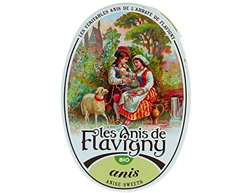 Les Anis de Flavigny Anis-Bonbons (50 g) - Bio