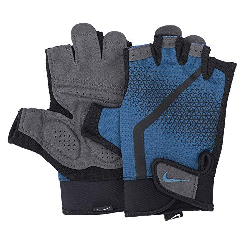Nike Extreme Lightweight - Herren Fitnesshandschuhe, Blau, Gr. L