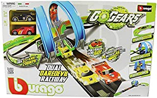 Bburago Go Gear Dual Daredevil Raceway  - 4 Years & Above