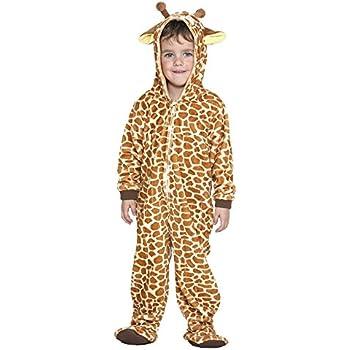 Smiffys 47753T1 - Disfraz infantil de jirafa, unisex: Amazon.es ...