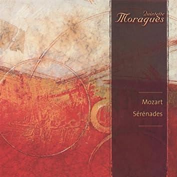 Quintette Moraguès: Mozart Sérénades