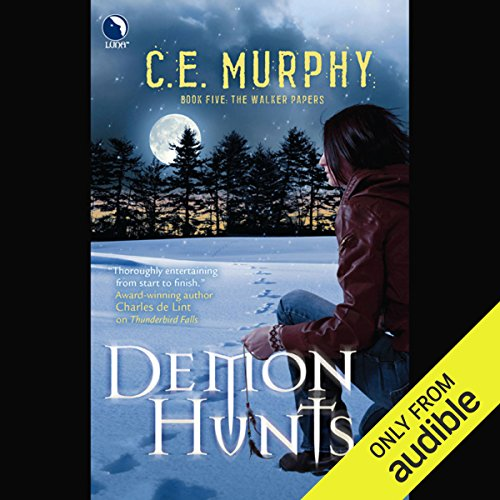 Demon Hunts audiobook cover art