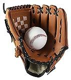 Guantes de bateo de deportes de guantes de béisbol de niños Junior dejó...