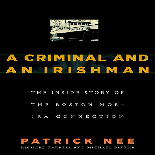 Page de couverture de A Criminal and an Irishman