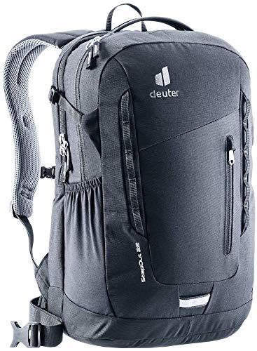 deuter Unisex– Erwachsene StepOut 22 Urban Rucksack, black, 22 L