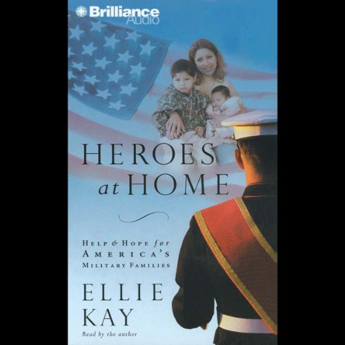 Heroes at Home audiobook cover art
