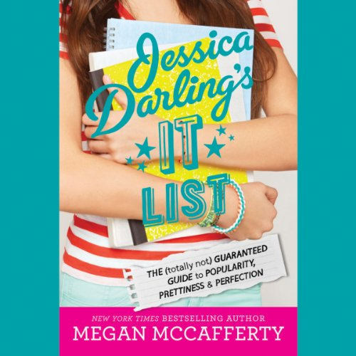 Jessica Darling's It List audiobook cover art