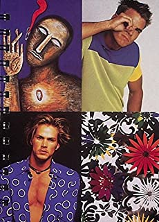Contemporary Unbook: Inspired by Gianni Versace's the Art of Being You
