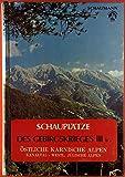 Schauplätze des Gebirgskrieges III b 1915 - 1917. Östliche Karnische Alpen. Kanaltal - Westl. Julische Alpen.