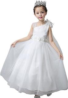 発表会 結婚式 入園式 文化祭 演奏会パーティー レースワンピース ガールズ スカート チュニック 可愛いドレス プリンセスドレス
