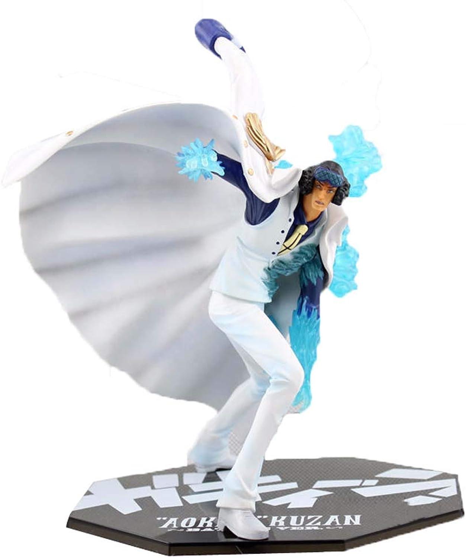 KLEDDP Spielzeug Modell Anime Charakter Einteilige Dekoration Souvenir Collectibles Handwerk Geschenke Grüne gerste 23 cm Spielzeugstatue