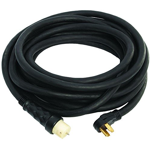 Generac 6390 50-Foot 50-Amp Generator Cord with NEMA 1450 Male End and CS6364 Female Locking End