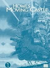 Howl's Moving Castle, Volume 1 (Howl's Moving Castle Film Comic)