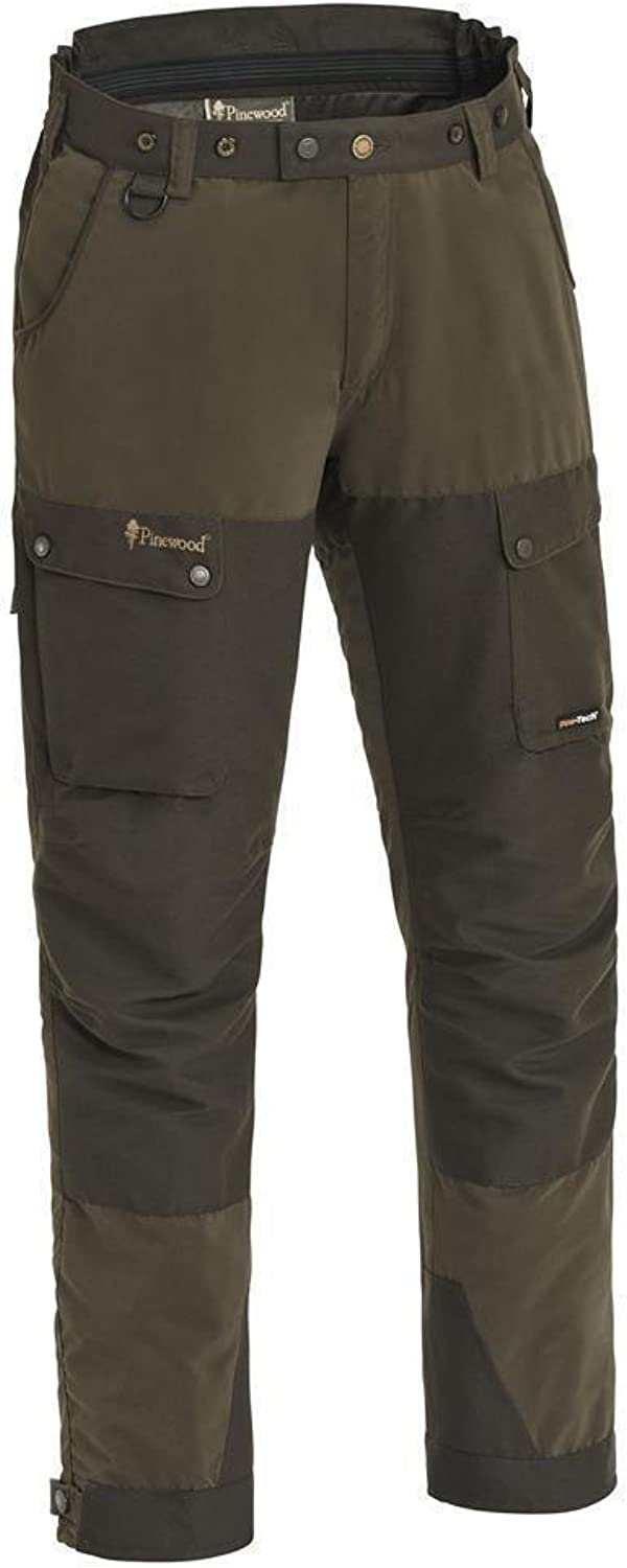 Pinewood 5902 Wolf Lite Trousers Hunter Brown   Suede Brown (242)