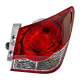 TYC 11-6357-00-1 Compatible with CHEVROLET Cruze Replacement Tail Lamp