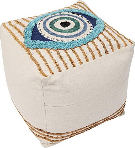 Kare Design 84291 Taburete Ethno Eye