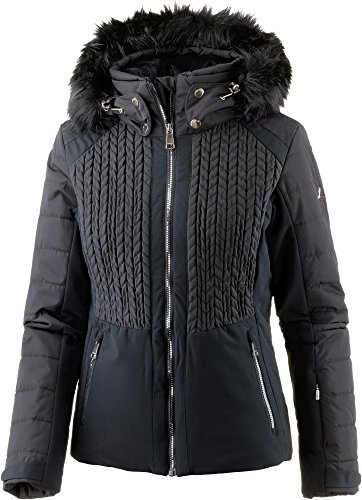 Luhta Damen Skijacke schwarz 40