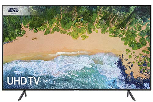 Samsung Ue55nu7100 55-zoll-4k Ultra hd Certified HDR smart tv - Charcoal Black (2018 Modell) [energieklasse a]