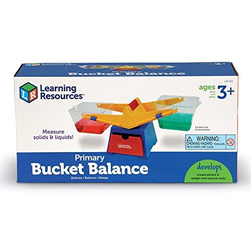 Learning Resources- Balanza Elemental, Multicolor (LER1521)