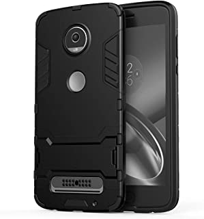 Phone covers PC & TPU Protective Case with Kickstand, Drop Proof Protective Case Protective Cover Case Skin (Size : For Mo...