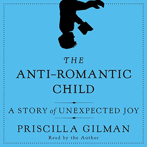 The Anti-Romantic Child audiobook cover art