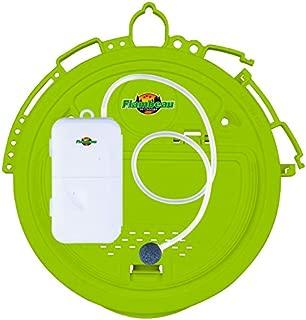 Flambeau Outdoors 6083FA Premium Bait Bucket Lid + Portable Aerator One (6080FA) Combo Pack